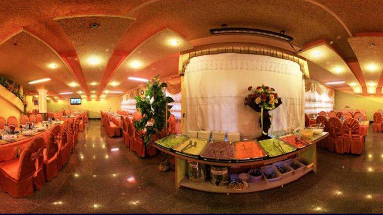 تالار هتل اترک