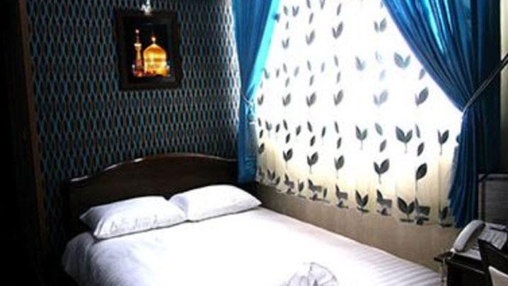 اتاق دوتخته هتل باختر