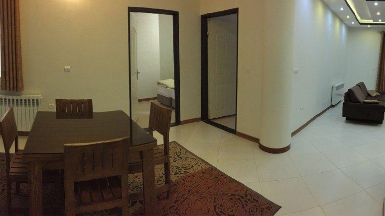 آپارتمان هتل پدرام