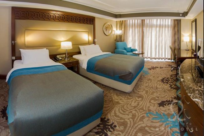 ااق دو تخته توئین هتل آنا ارومیه