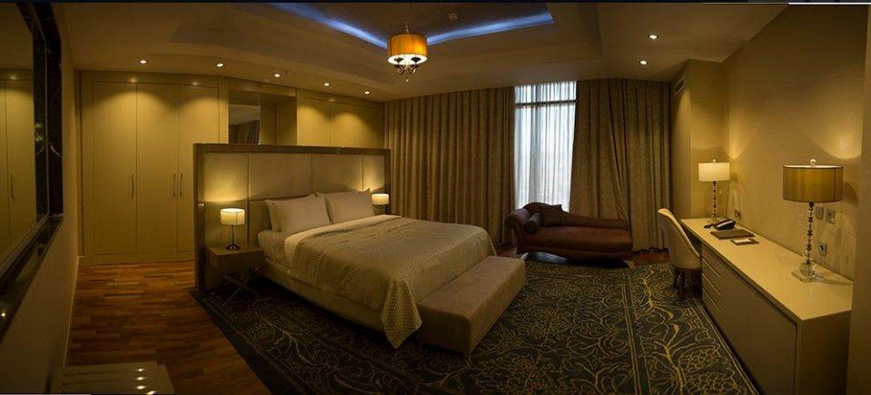 هتل آنا ارومیه سوئیت پرزیدنت
