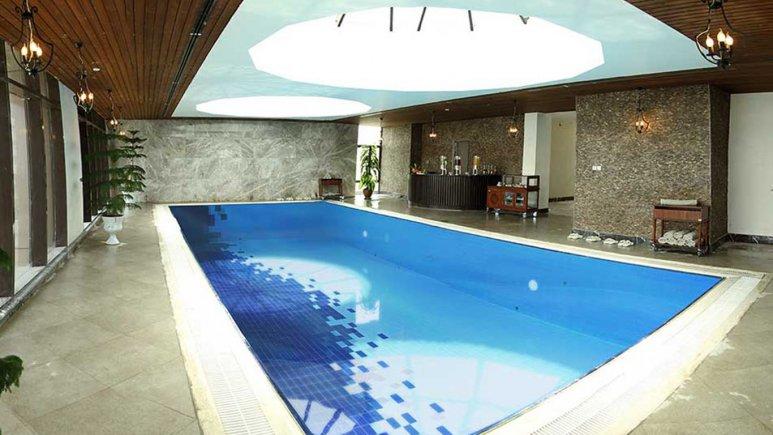 هتل آنا ارومیه استخر 1