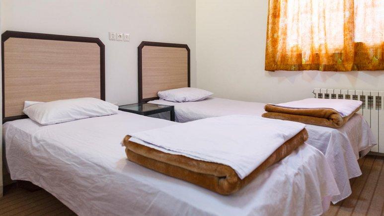 هتل سیاح کاشان اتاق دو تخته تویین 2
