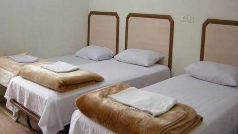 اتاق سه تخته هتل سیاح