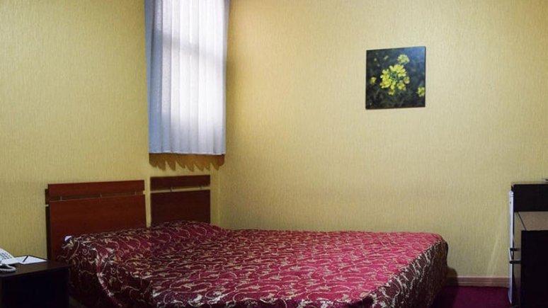 هتل پردیس مبارکه اصفهان اتاق دو تخته دابل