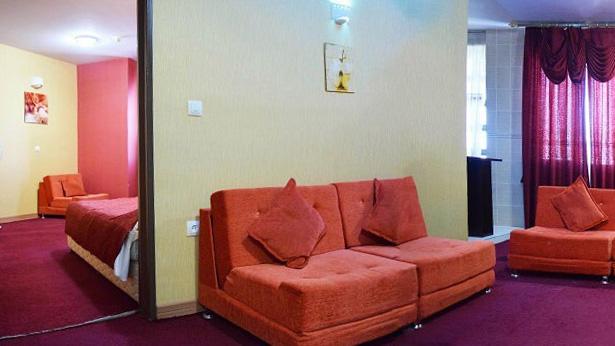 هتل پردیس مبارکه اصفهان سوئیت 2