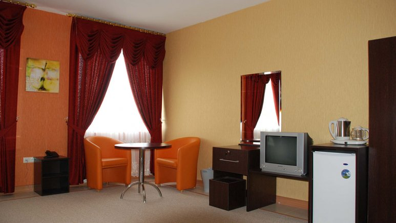 اتاق هتل پردیس مبارکه