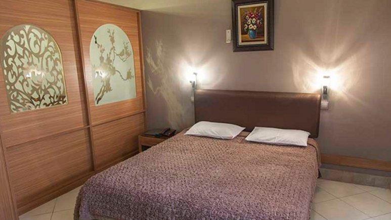 اتاق دو تخته دبل هتل توریست