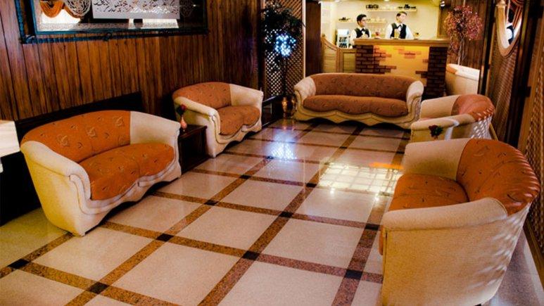 هتل ایرانشهر تهران لابی