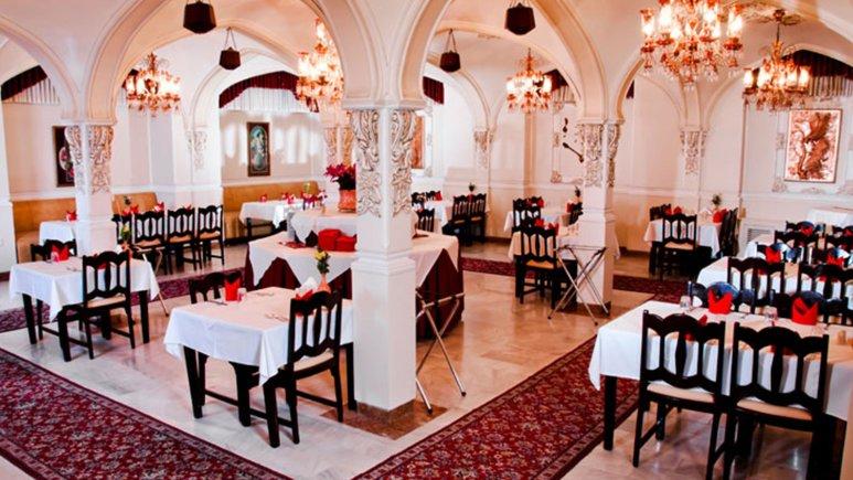 هتل ایرانشهر تهران رستوران