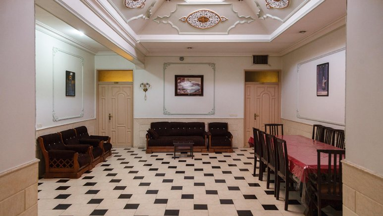 هتل آپارتمان کوثر کاشان فضای داخلی آپارتمان ها 1