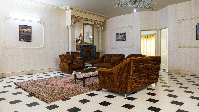 هتل آپارتمان کوثر کاشان فضای داخلی آپارتمان ها 2