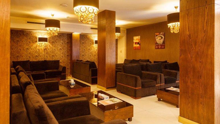 هتل جواهر شرق مشهد لابی