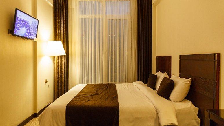 هتل جواهر شرق مشهد اتاق دو تخته دابل 5
