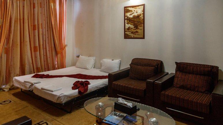 هتل دیپلمات مشهد سوئیت یک  خوابه دو تخته