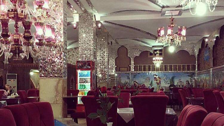 هتل نادری اهواز رستوران 1