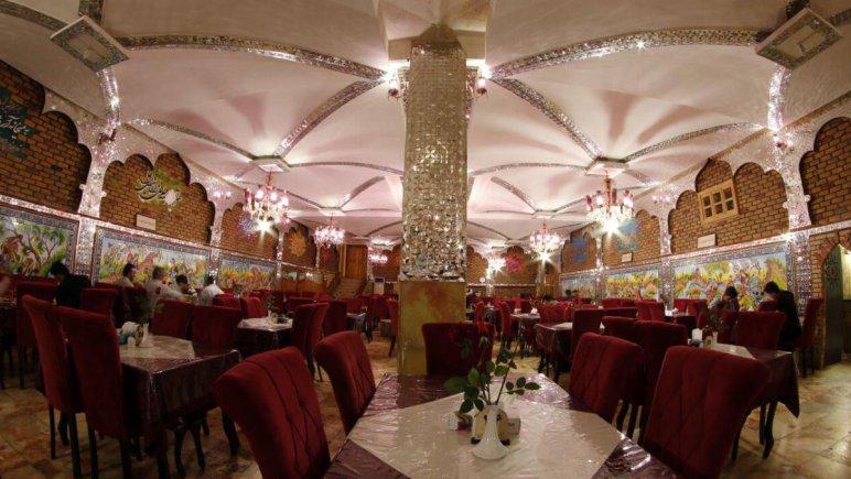 هتل نادری اهواز رستوران 2