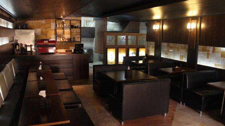 کافی شاپ هتل نادری اهواز