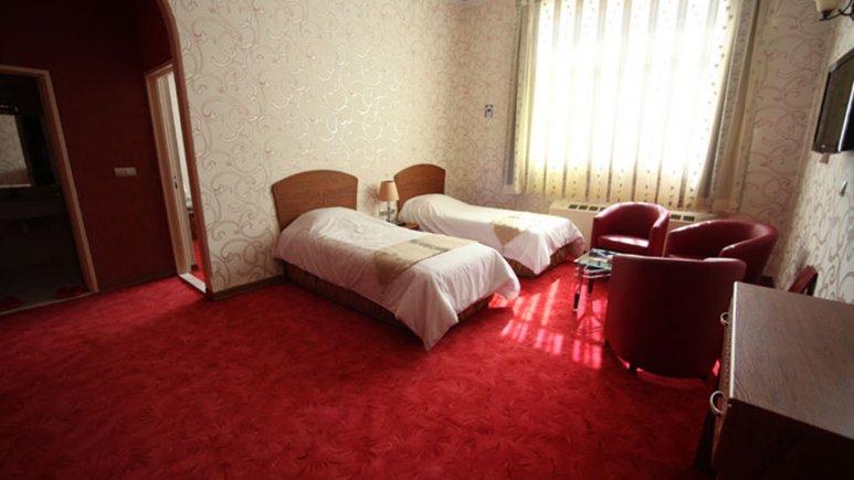 سوییت هتل ارم