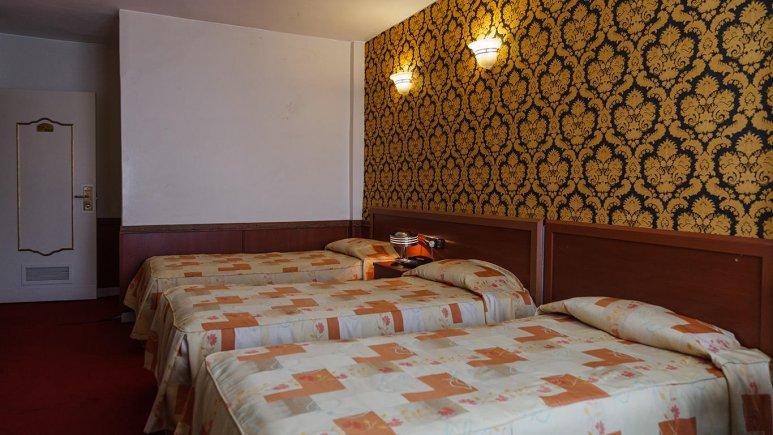 هتل شیراز تهران سوئیت سه تخته 3