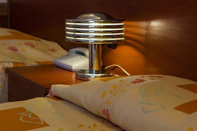 اتاق دو تخته هتل شیراز