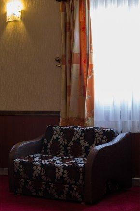 فضای داخلی هتل شیراز