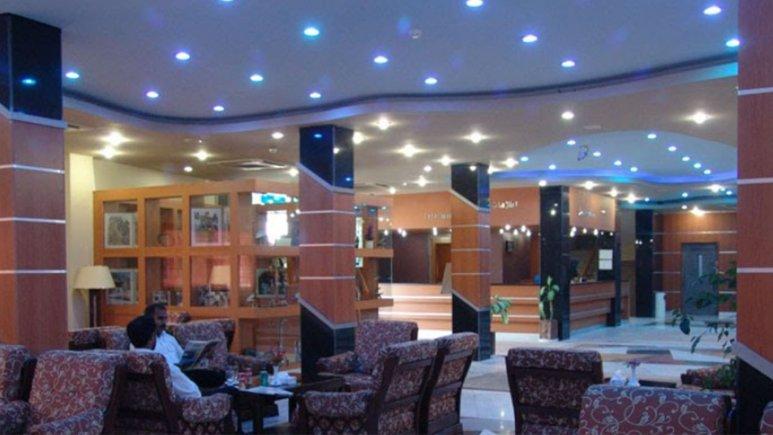 لابی هتل آتیلار بندر عباس
