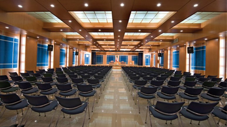 سالن کنفرانس هتل گسترش