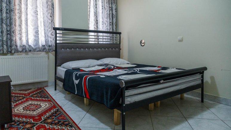 هتل آپارتمان ارس تبریز سوئیت دو تخته دابل