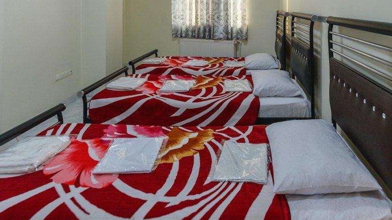 هتل آپارتمان ارس تبریز سوئیت سه تخته 2