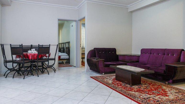هتل آپارتمان ارس تبریز فضای داخلی سوئیت ها 1