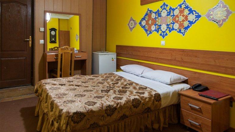 اتاق دو تخته هتل ابن سینا