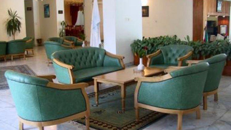 لابی هتل جهانگردی اصفهان