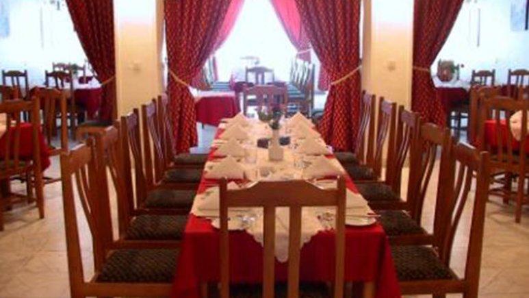رستوران هتل جهانگردی اصفهان