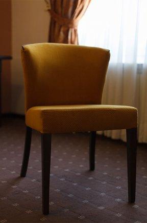 نمایی از فضای داخلی اتاق هتل پارسا