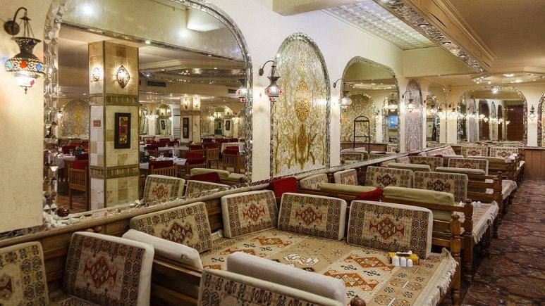 هتل ستاره اصفهان سفره خانه 1