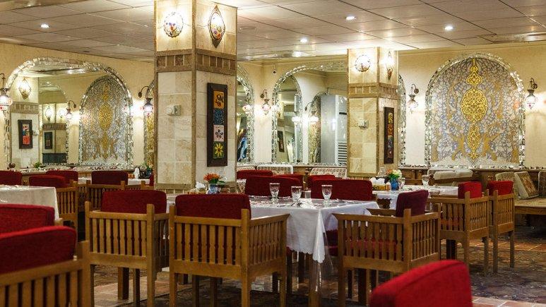 هتل ستاره اصفهان سفره خانه 2