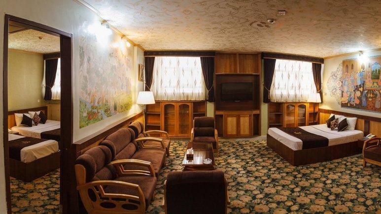 هتل ستاره اصفهان سوئیت دو تخته رویال 1