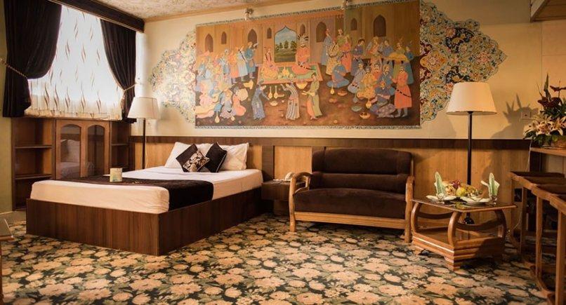 اتاق دو تخته هتل ستاره