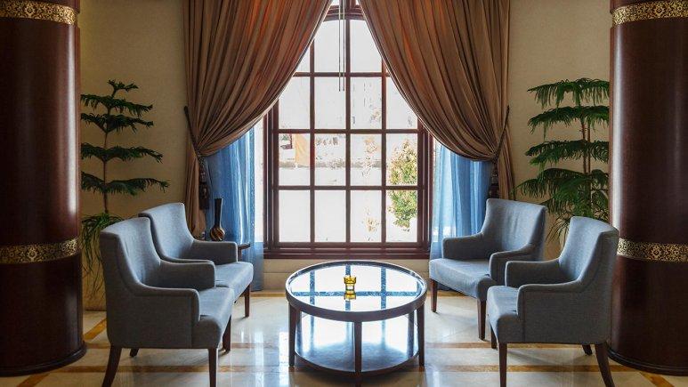 هتل سورینت مریم کیش لابی 2