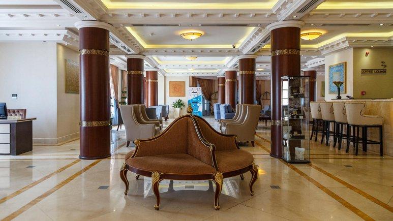 هتل سورینت مریم کیش لابی 3