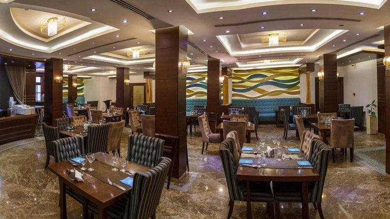 هتل سورینت مریم کیش رستوران 1