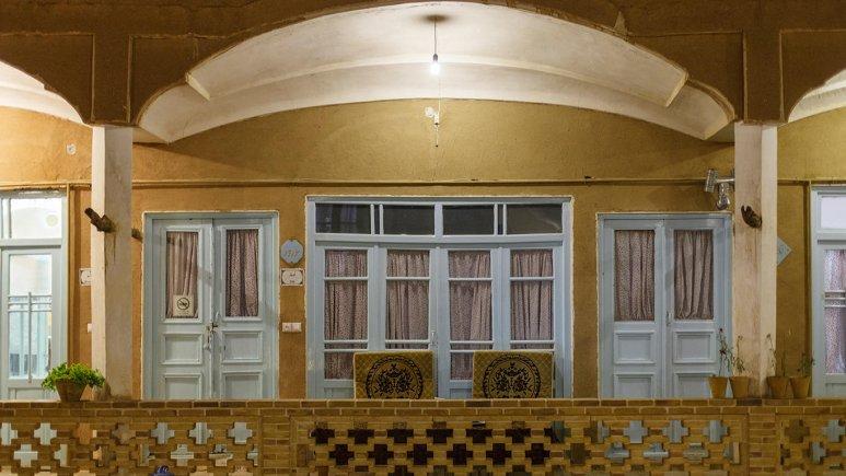 اقامتگاه سنتی خونه نقلی کاشان فضای داخلی 3