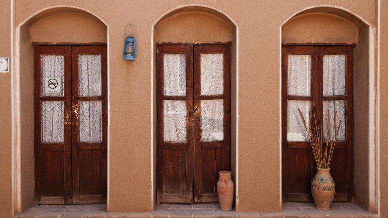 اقامتگاه سنتی خونه نقلی کاشان فضای داخلی 4