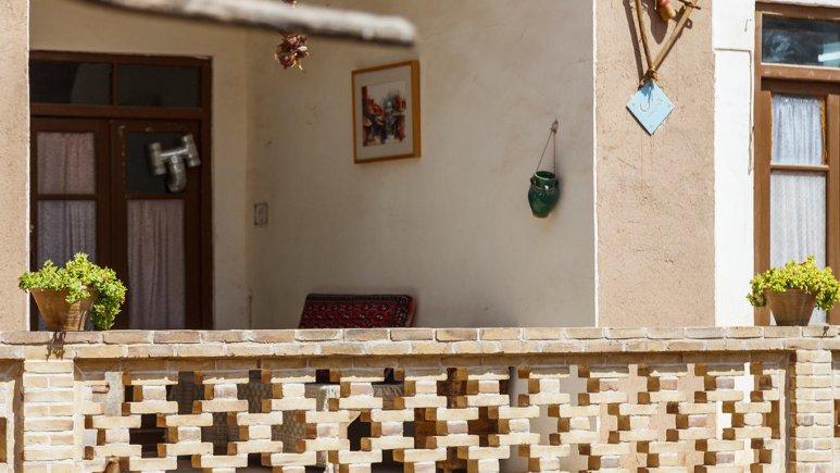 اقامتگاه سنتی خونه نقلی کاشان فضای داخلی 5