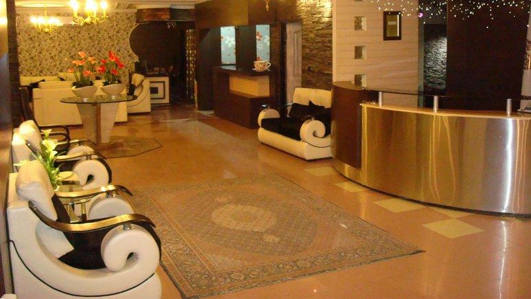 هتل آرین همدان لابی