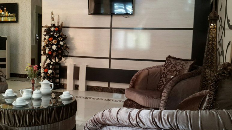 رزرو هتل آپارتمان در مشهد   هتل آپارتمان شارین