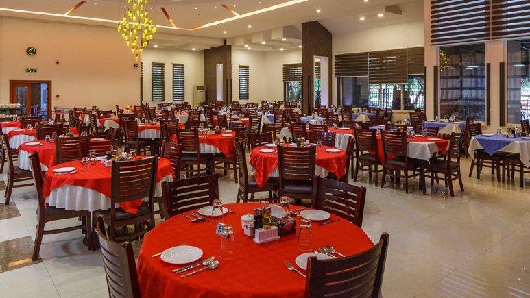 هتل فلامینگو کیش رستوران