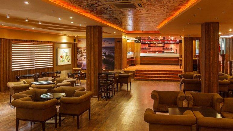 هتل فلامینگو کیش کافی شاپ