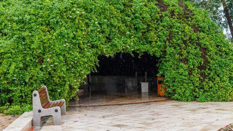 هتل فلامینگو کیش فضای بیرونی هتل 1
